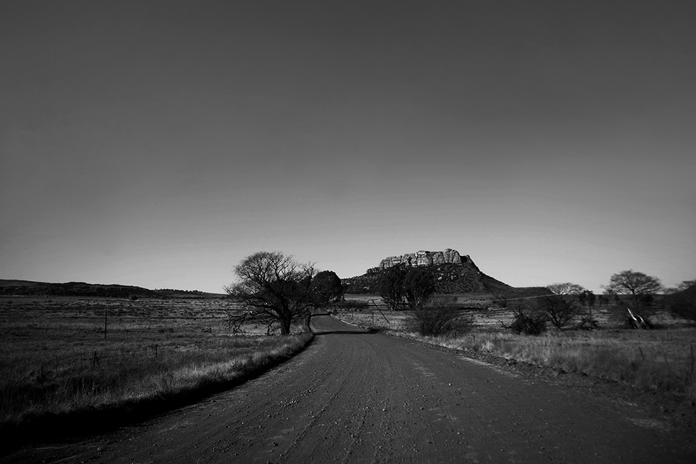 Lesotho Border