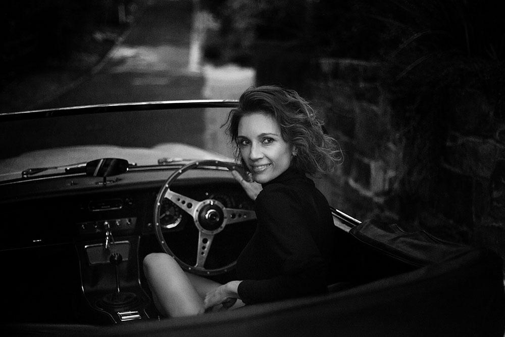 Loryn van Wyk classic car