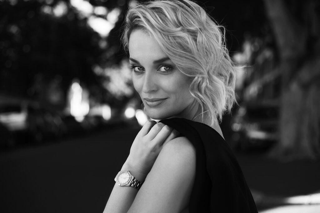 Erica Haughton Black and White