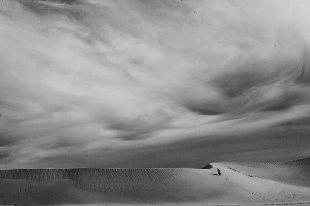 Dune Dance Sunset